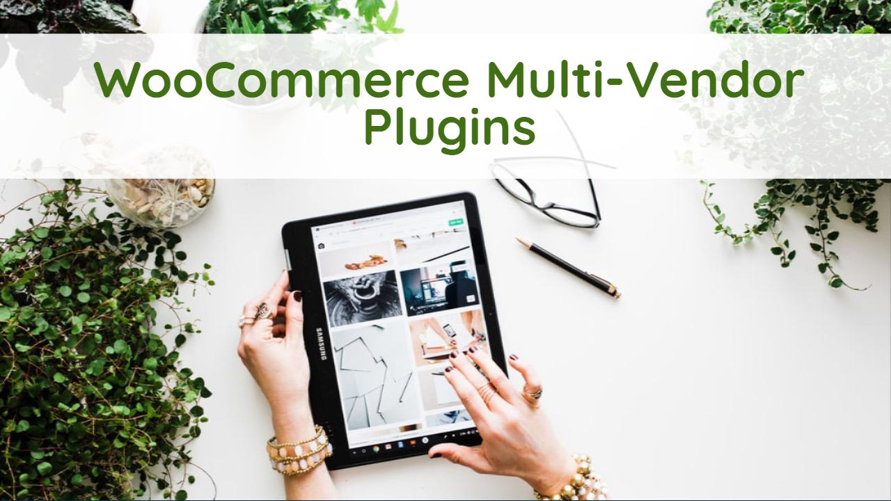 WooCommerce Multi-Vendor Plugins for WordPress Marketplace Website