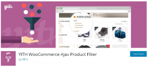 WooCommerce product filter plugin